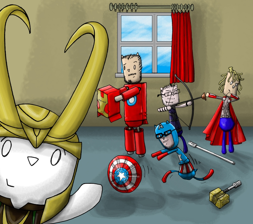 Avengers Disassemble