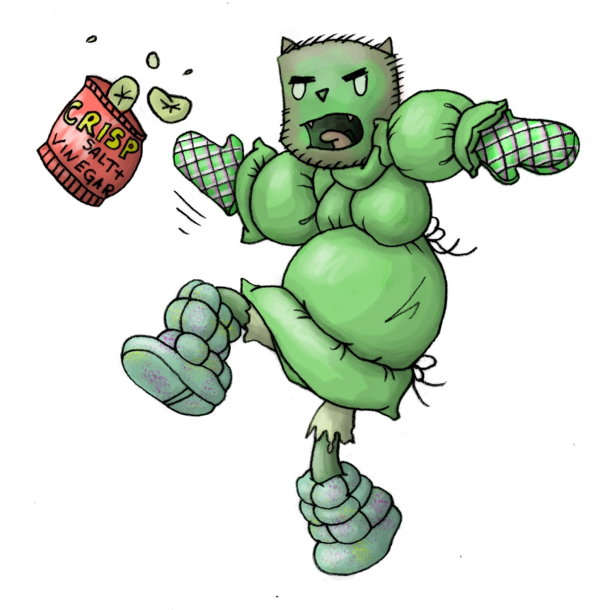 Hulk RobCat