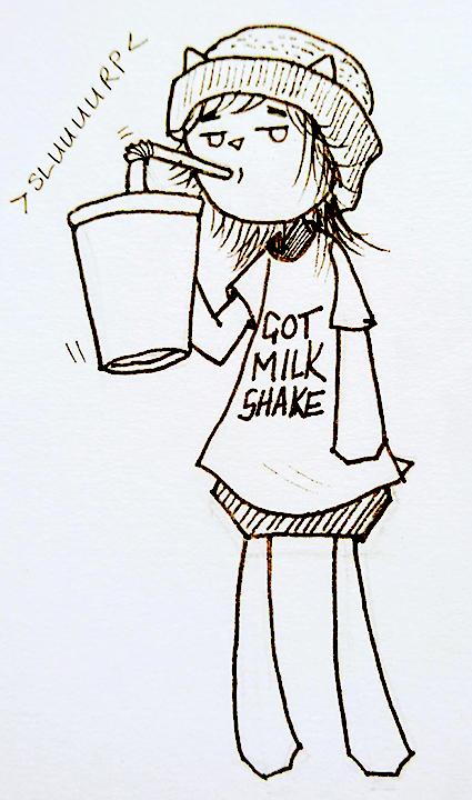 Tinycat Milkshake